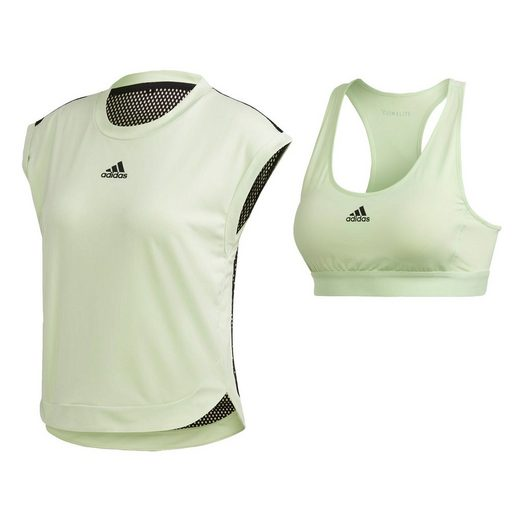 adidas Performance T-Shirt »New York T-Shirt« Mygame;Clima;RDY