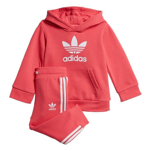 adidas Originals Trainingsanzug »Trefoil Hoodie-Set«, adicolor