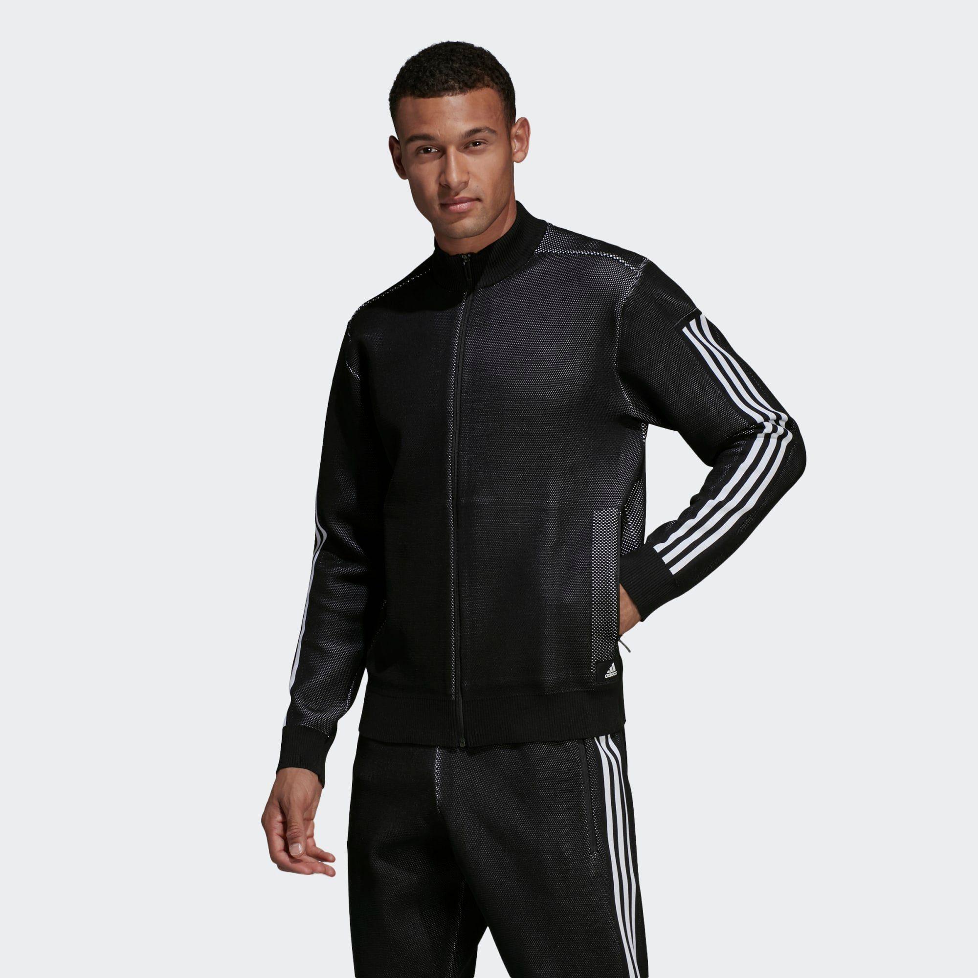 adidas Performance Sweatjacke »ID Knit Trainingsjacke« ID online kaufen | OTTO