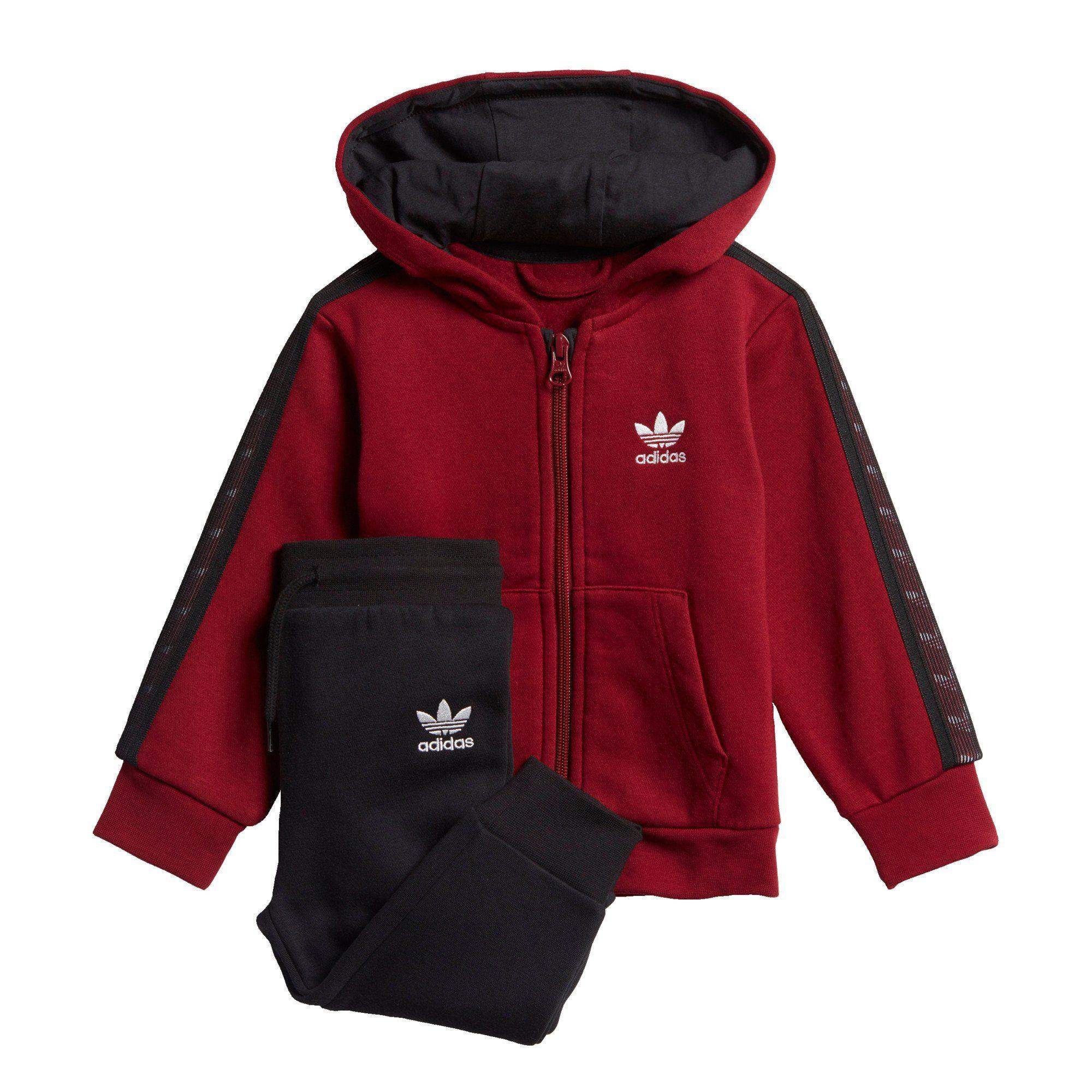 adidas Originals Trainingsanzug »Tape Hoodie Set«, Regulär geschnitten online kaufen | OTTO