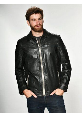 Куртка кожаная с Absteppungen »C...