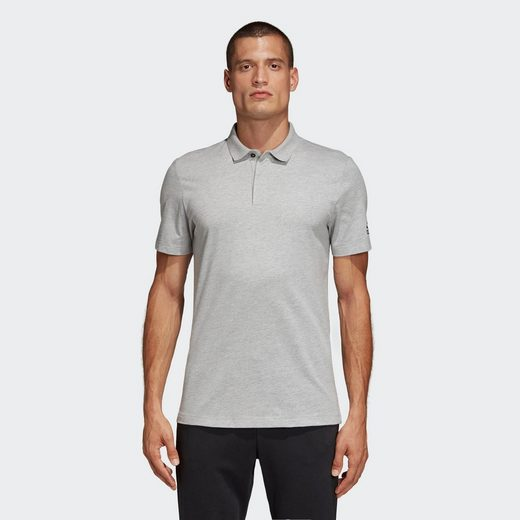 adidas Performance T-Shirt »Must Haves Plain Poloshirt«