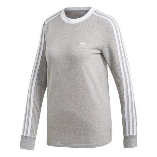 adidas Originals Langarmshirt »3-Streifen Longsleeve« adicolor