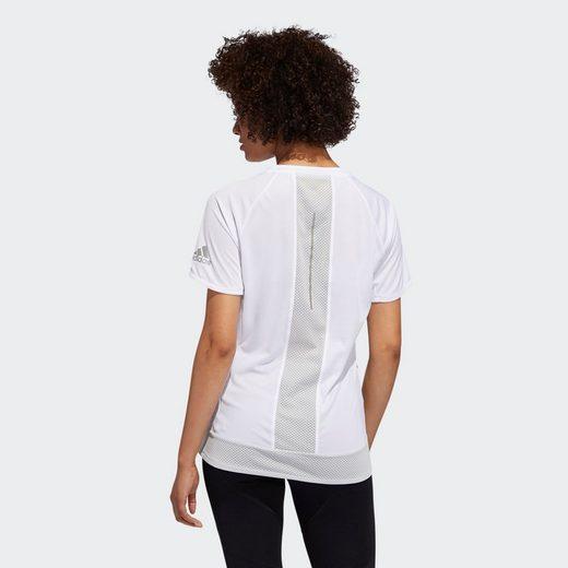 adidas Performance T-Shirt  25/7 Rise Up N Run Parley T-Shirt