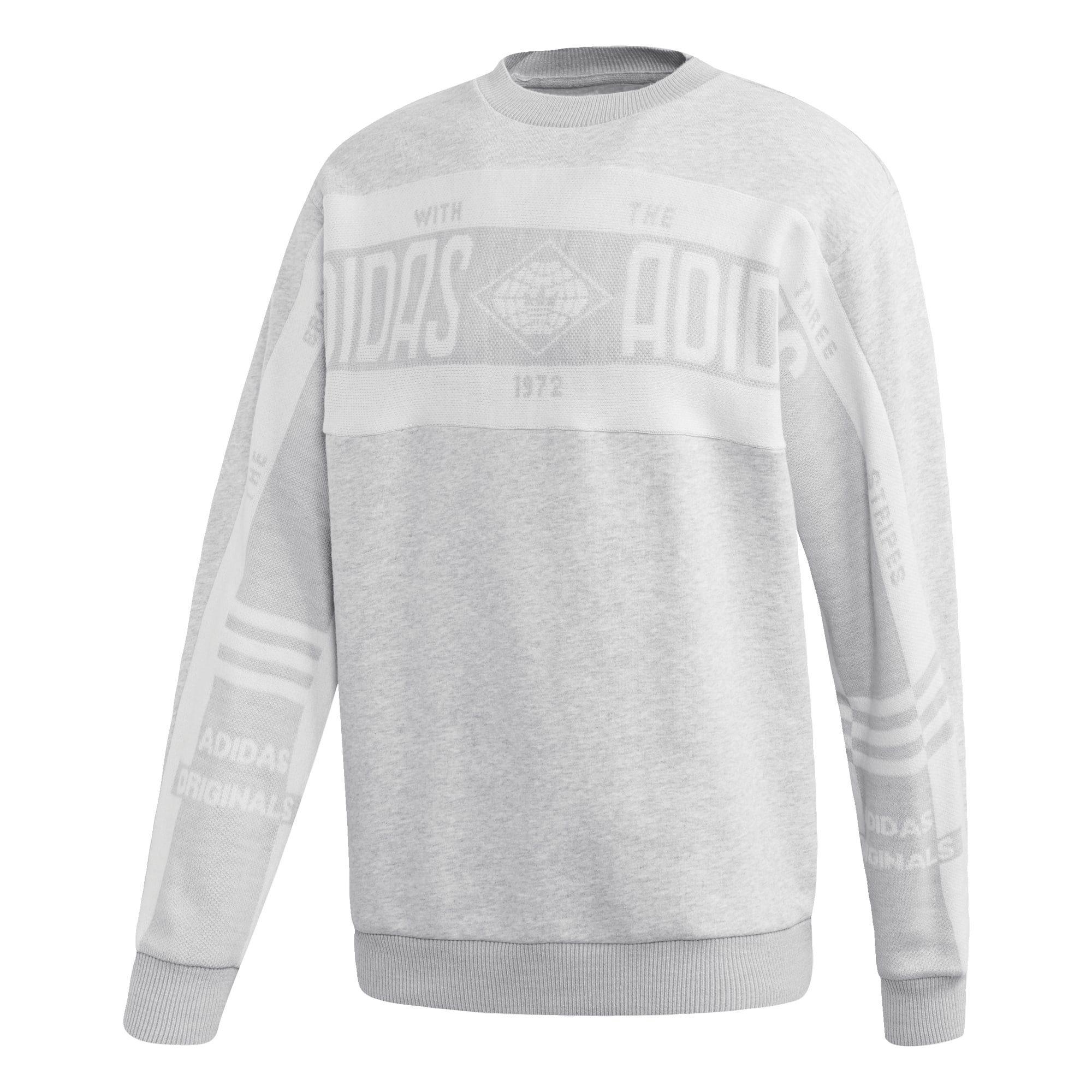 adidas Originals Sweatshirt »Real Scarf Crewneck Sweatshirt« Graphics, Regulär geschnitten online kaufen | OTTO