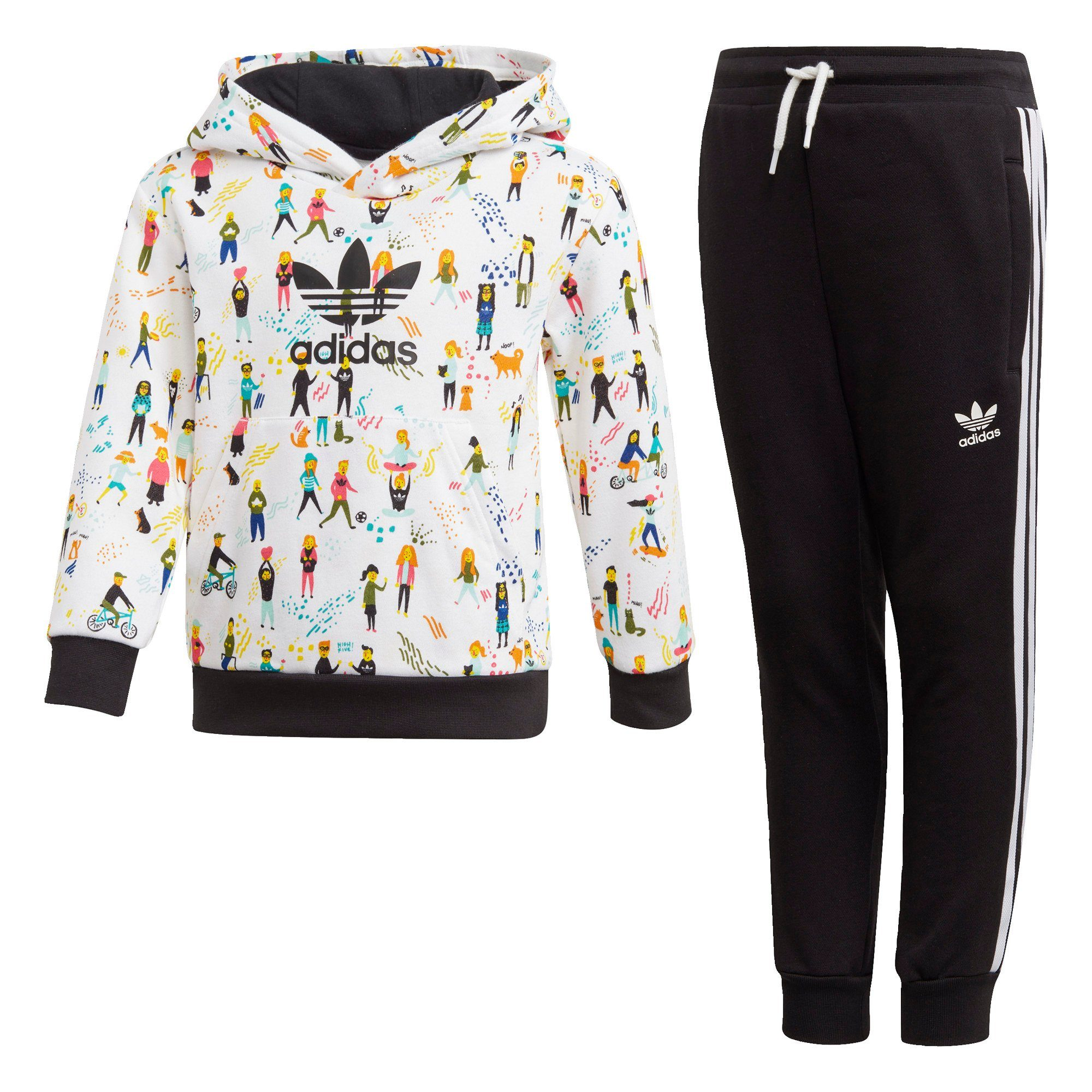 adidas Originals Trainingsanzug »Hoodie Set« | OTTO