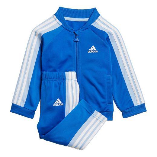 adidas Performance Trainingsanzug »Shiny Trainingsanzug«