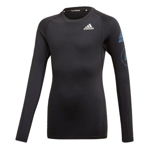 adidas Performance Langarmshirt »Alphaskin Sport Warm Longsleeve« Clima;READY
