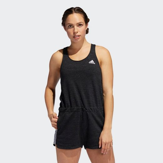 adidas Performance Shirtkleid »Sport 2 Street Shorts Onesie« SPORT2STREET