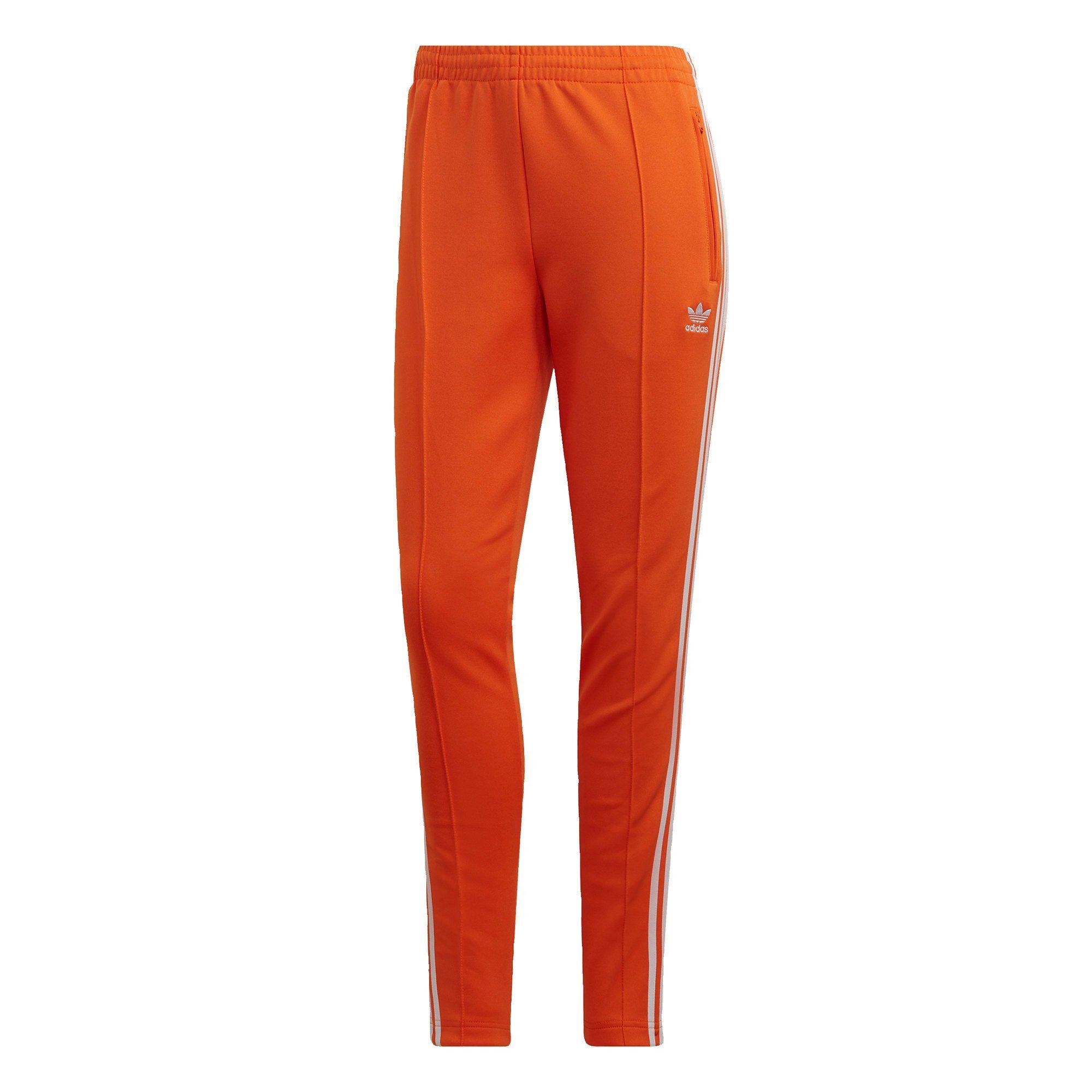adidas Originals Sst Trainingshose für Damen Orange