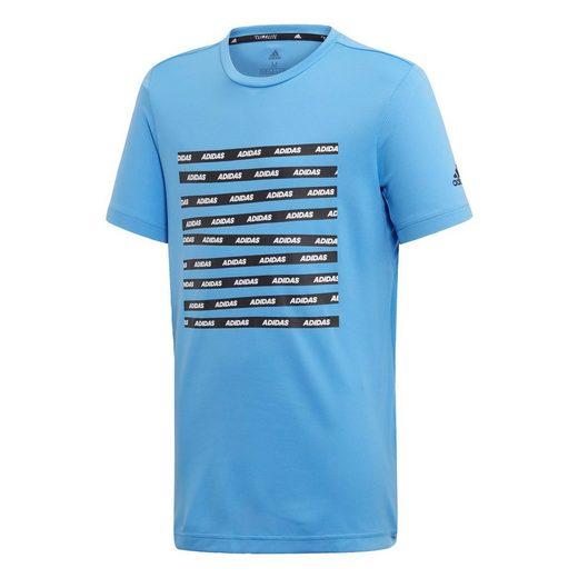 adidas Performance T-Shirt »YB TR AC TEE« Clima;READY