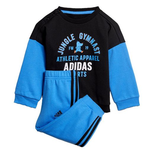 adidas Performance Trainingsanzug »Graphic Terry Jogginganzug«