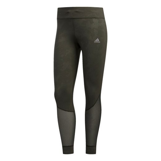 adidas Performance Funktionstights »Own the Run Graphic 7/8-Tight« Response;Clima;READY