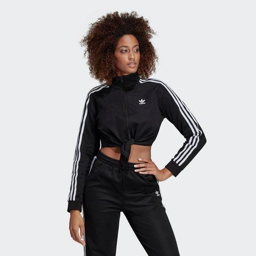adidas Originals Sweatjacke »Knotted Originals Jacke«