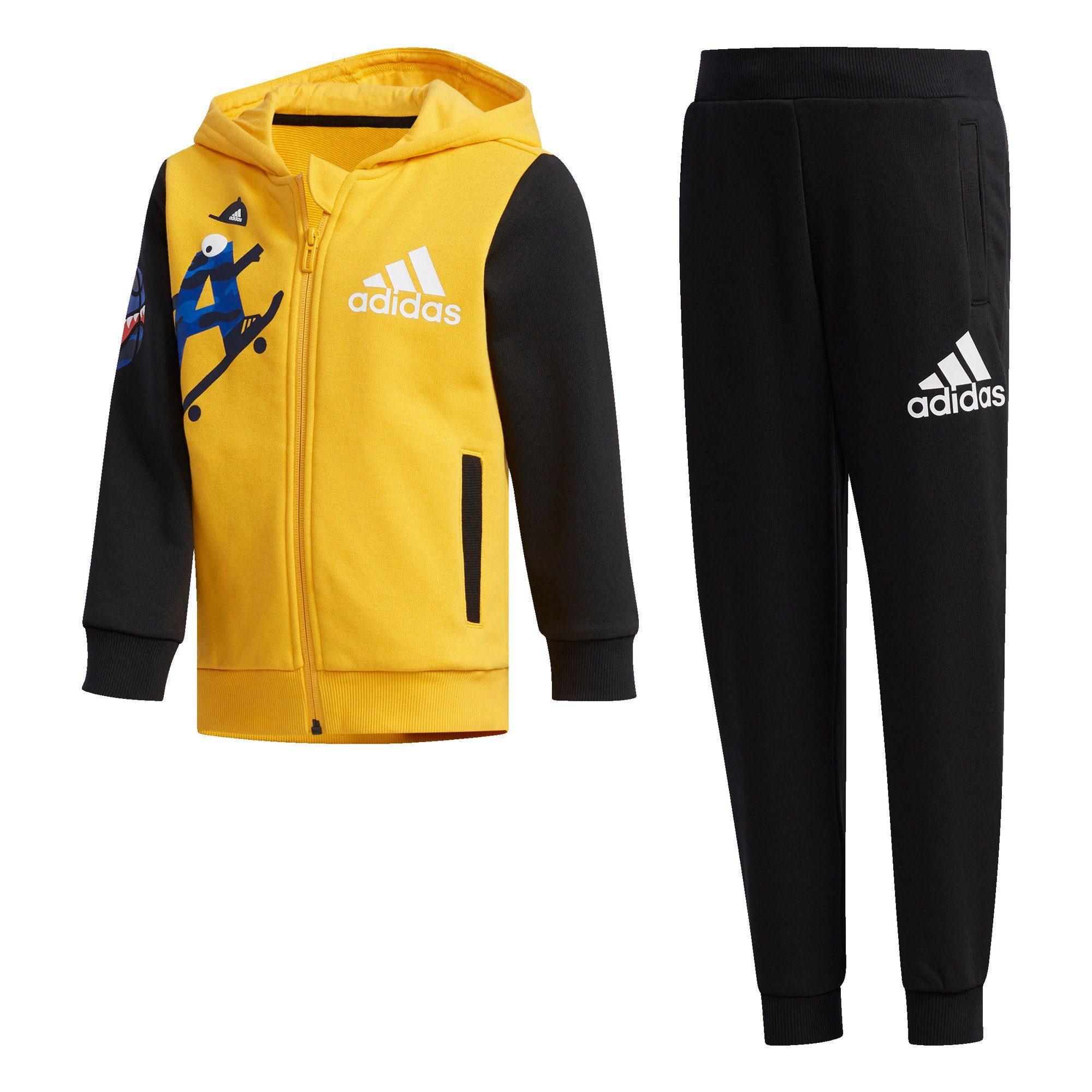 adidas Performance Trainingsanzug »LK GFX HDY SET«   OTTO