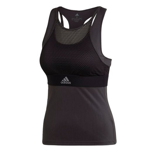 adidas Performance Shirttop »New York Tank Top« Mygame;Clima;RDY