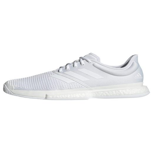 adidas Performance »Sole Court Boost x Parley Shoes« Tennisschuh Barricade;Parley;PrimeBlue