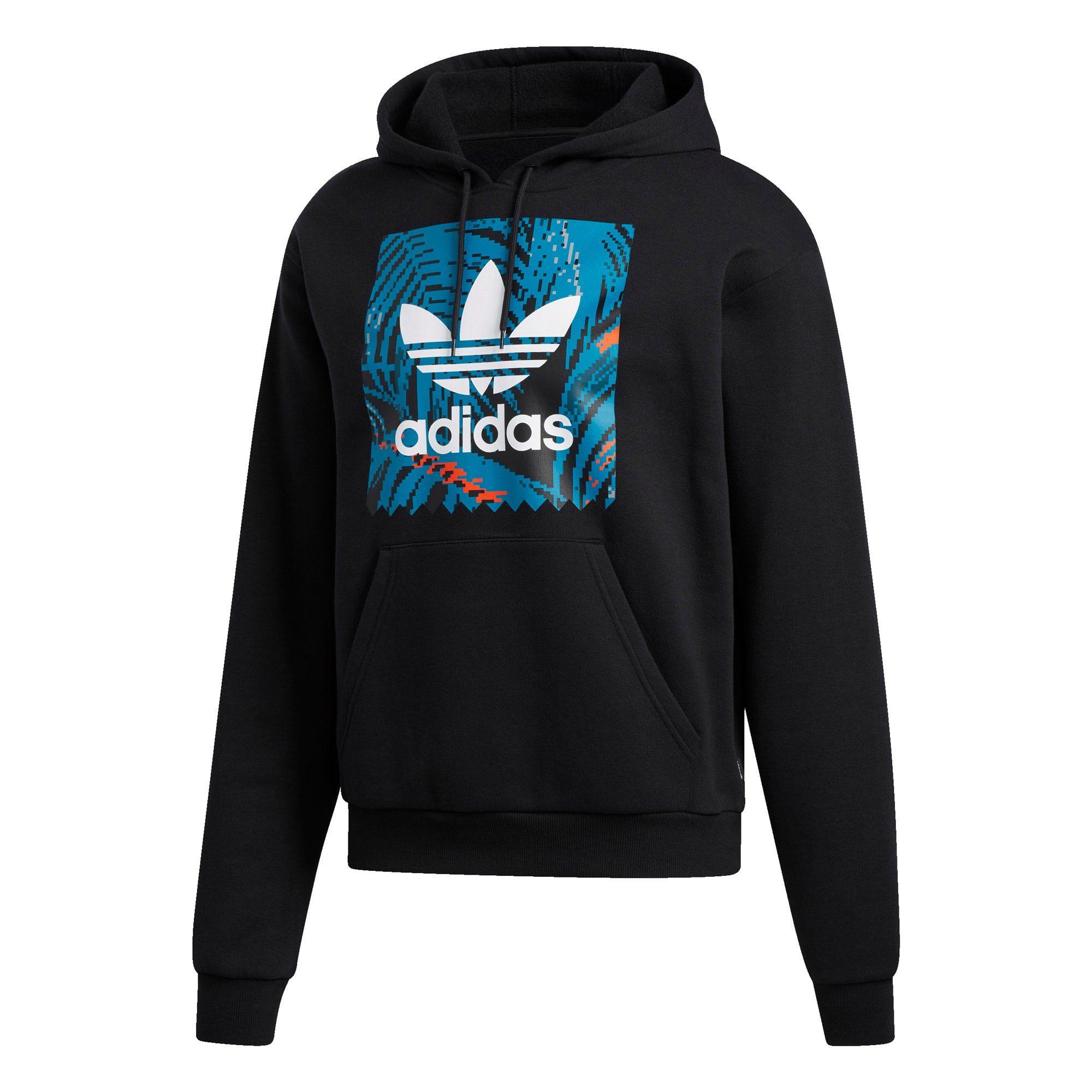 adidas Originals Hoodie »BB Print Hoodie« kaufen | OTTO