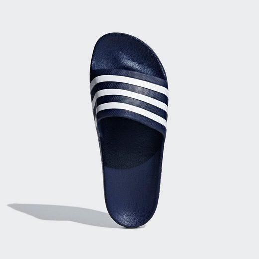 Adidas Performance Aqua Adilette Badesandale Adilette;essentials Online Kaufen