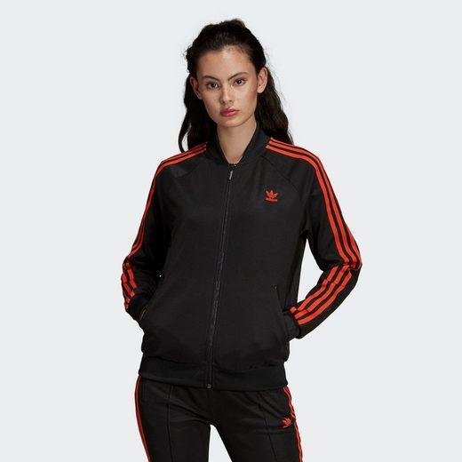 adidas Originals Sweatjacke »SST Originals Jacke« adicolor