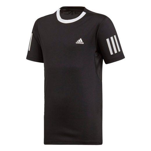 adidas Performance T-Shirt »3-Streifen Club T-Shirt« RDY;Clima