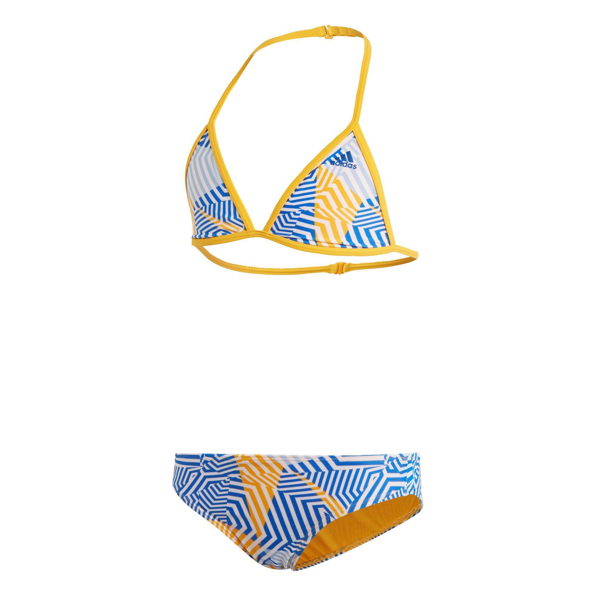 adidas Performance Triangel Bikini im sportlichen Look