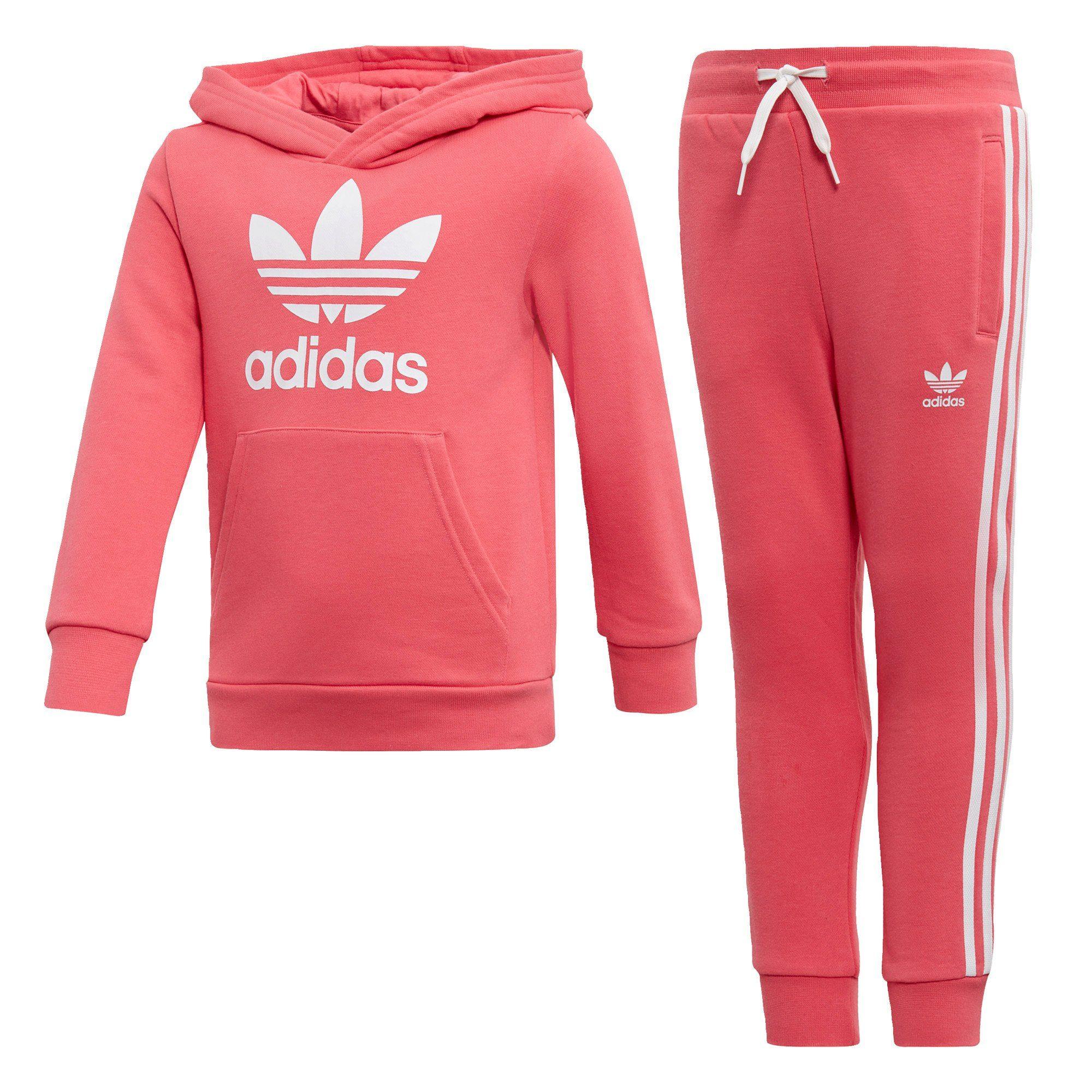 adidas Originals Trainingsanzug »Trefoil Hoodie Set«, adicolor online kaufen   OTTO