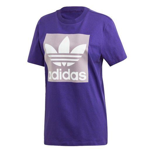 adidas Originals Langarmshirt »Boyfriend T-Shirt« adicolor;Streetball