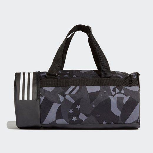adidas Performance Sporttasche »3-Streifen Convertible Graphic Duffelbag S«