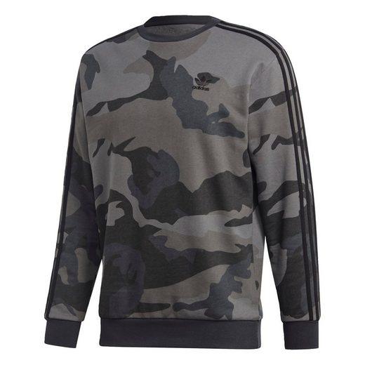 adidas Originals Sweatshirt »Camouflage Sweatshirt« Ryv;Graphics