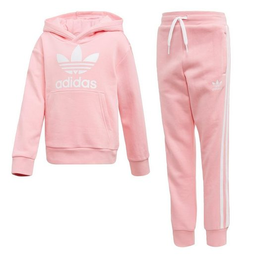 adidas Originals Trainingsanzug »Trefoil Hoodie-Set«