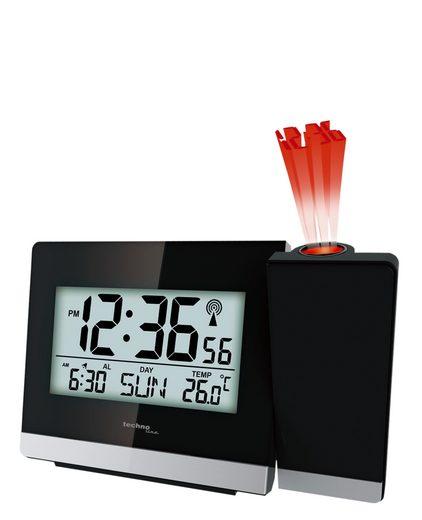 technoline Projektionswecker »WT 536« mit Innentemperaturanzeige
