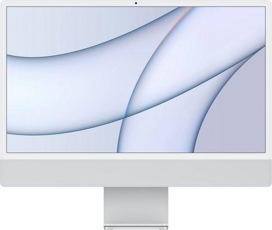 """Apple iMac 24"""" mit 4,5K Retina Display iMac (24 Zoll Apple M1, 8 GB RAM, 512 GB SSD)"""