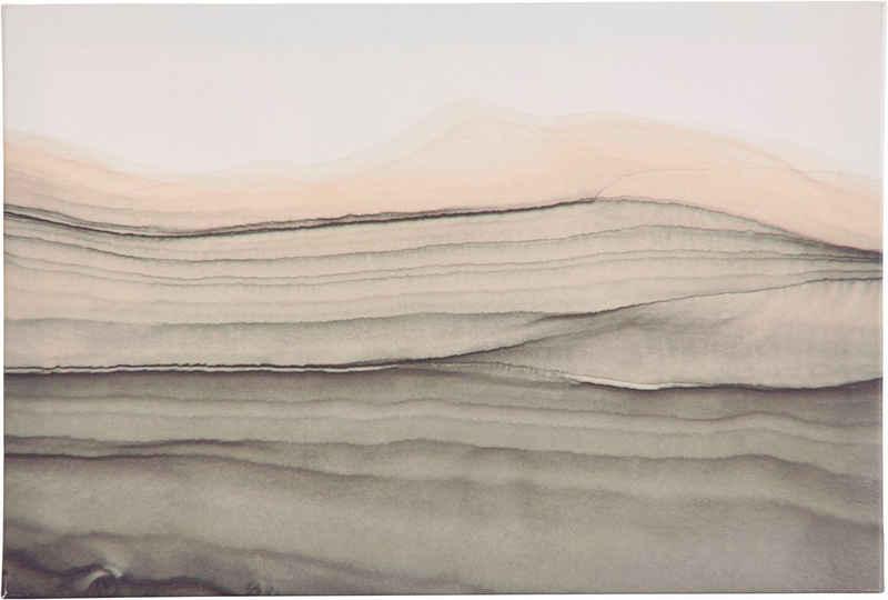 LeGer Home by Lena Gercke Leinwandbild »Waves«, Abstrakt (1 Stück)
