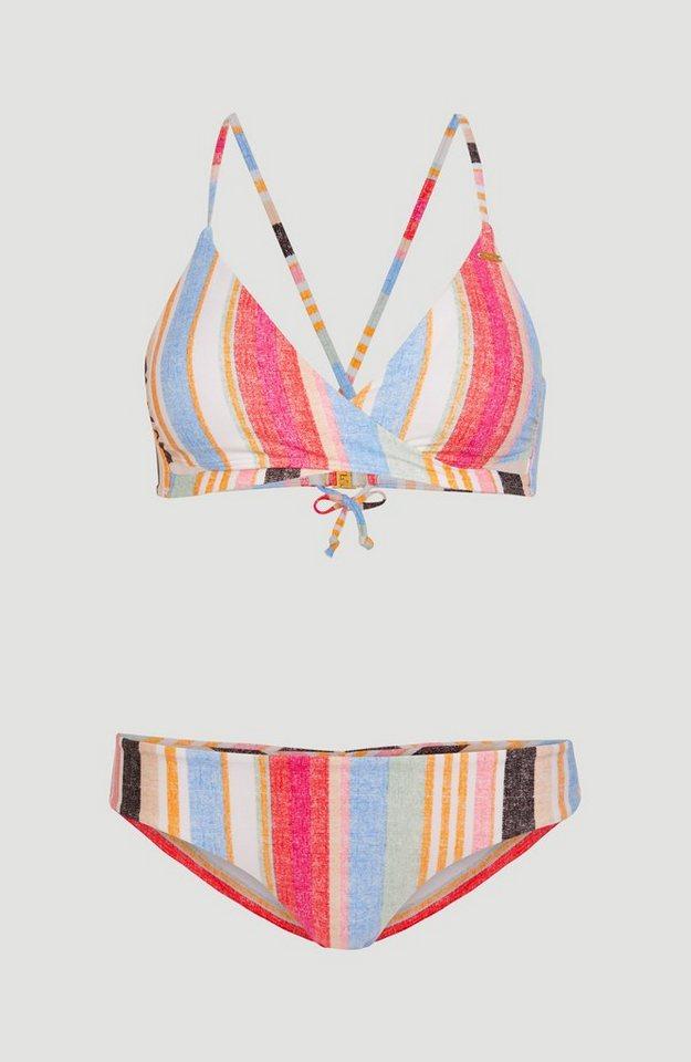 Bademode - O'Neill Triangel Bikini » Baay Maoi « › gelb  - Onlineshop OTTO