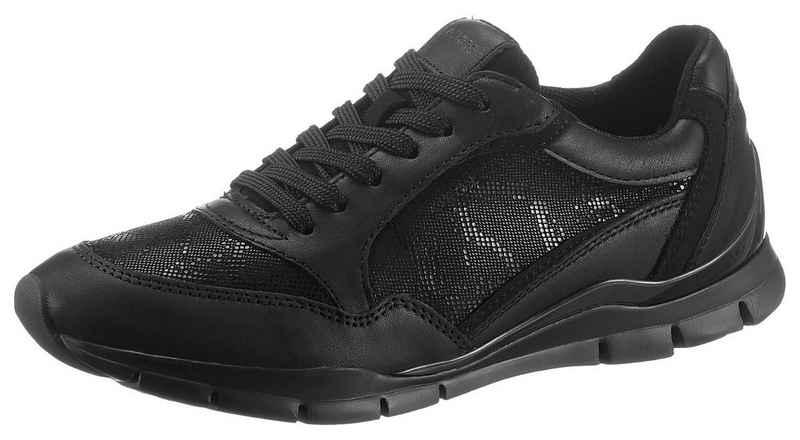 Geox »Sukie« Sneaker mit Lederinnensohle