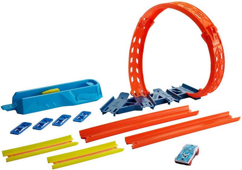 Hot Wheels Autorennbahn »Track Builder Unlimited«, inklusive ein Hot Wheels Auto