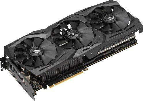 Asus »GeForce RTX 2070« Grafikkarte (8 GB, GDDR6)