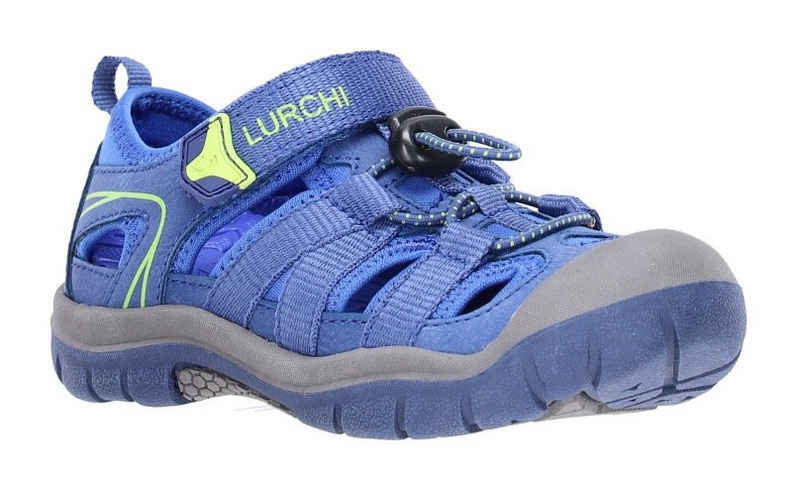Lurchi »PELE« Klettschuh mit Schnellverschluss