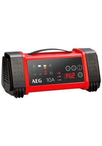 AEG »LT 10A« Autobatterie-Ladegerät (10000...