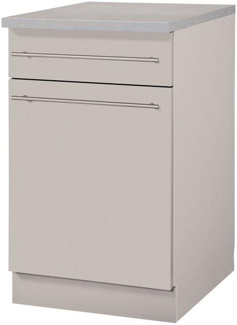 Küchenschränke - wiho Küchen Unterschrank »Chicago« 40 cm breit  - Onlineshop OTTO