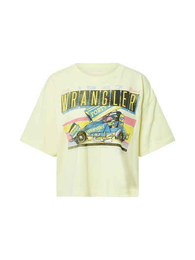 Wrangler T-Shirt »BOXY« (1-tlg)