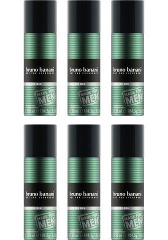Bruno Banani Deo-Spray »Made for Men« rinkinys 6-tl...