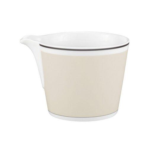 Seltmann Weiden Milchkännchen »Milchkännchen No Limits Cream Lines«, 0.26 l, Milchkännchen