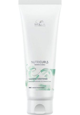 Wella Professionals Haarspülung »Nutricurls Cleansing Cond...