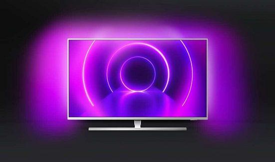 Philips 58PUS8555/12 LED-Fernseher (146 cm/58 Zoll, 4K Ultra HD, Smart-TV)