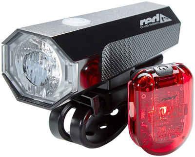 XLC Vélo Beleuchtungsset éclairage vélo éclairage Set DEL 20 Lux cl-s11