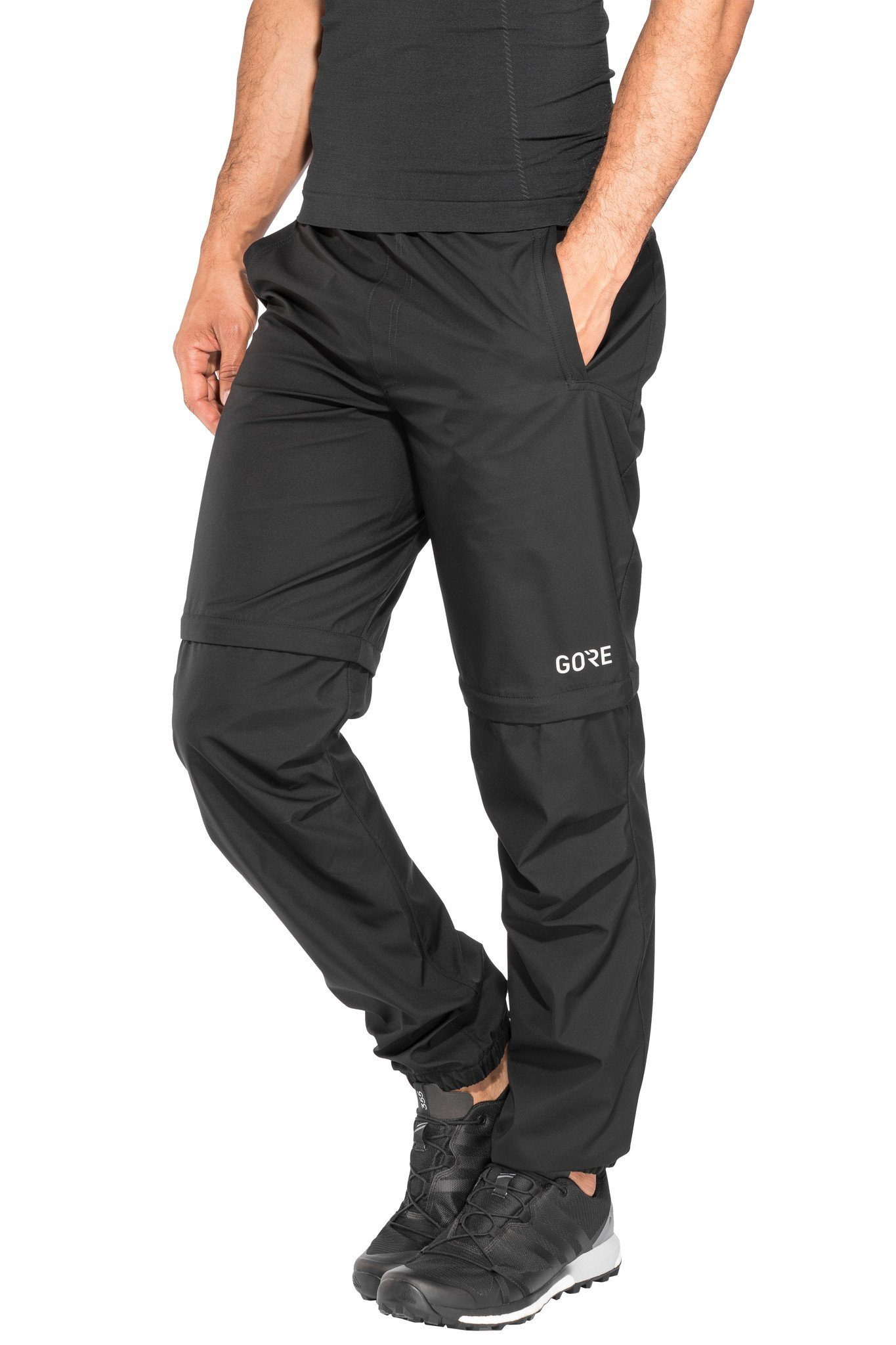 GORE® Wear Laufhose »R3 Gore Windstopper Zip Off Pants Men« online kaufen | OTTO