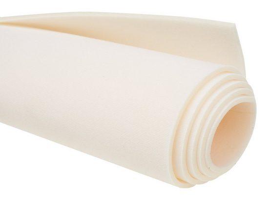 Vlieseline Vlieseline Style-Vil, weiße Polsterfolie, 0,72 cm x 1 m
