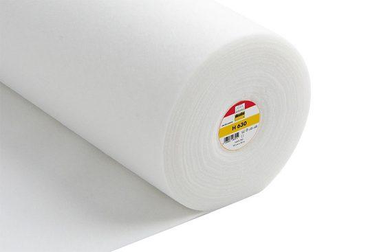 Vlieseline Vlieseline H 630 - Volumenvlies weiß 90 cm breit, 86 g